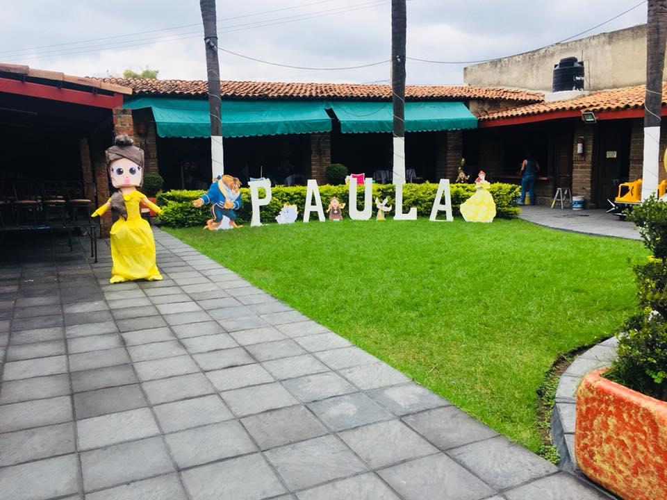 Terraza Jardin Fiesta Magica La Mejor Terraza