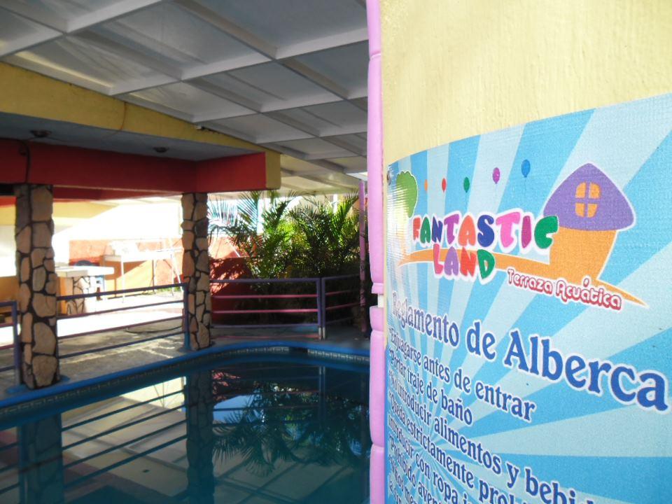 Terraza Infantil Fantastic Land La Mejor Terraza