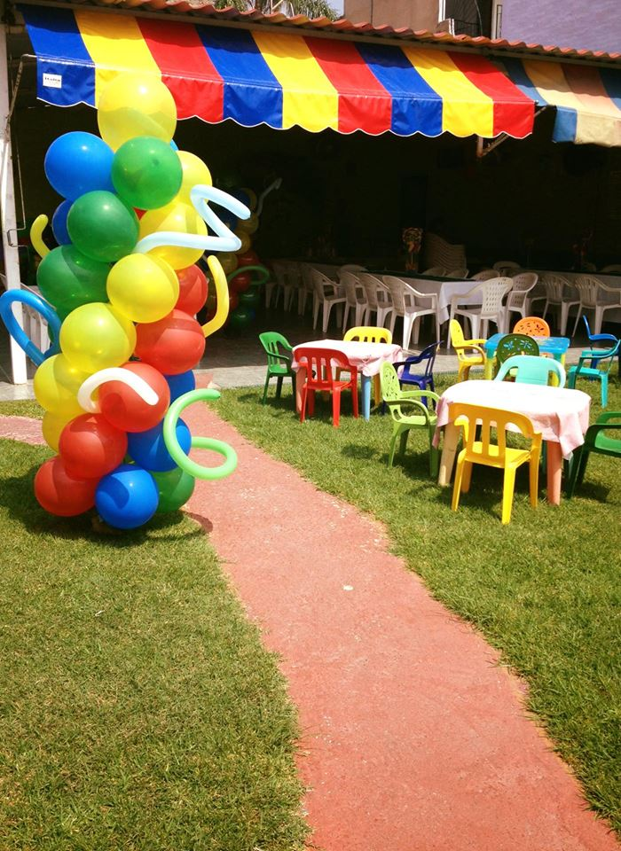 Kids Kingdom La Mejor Terraza