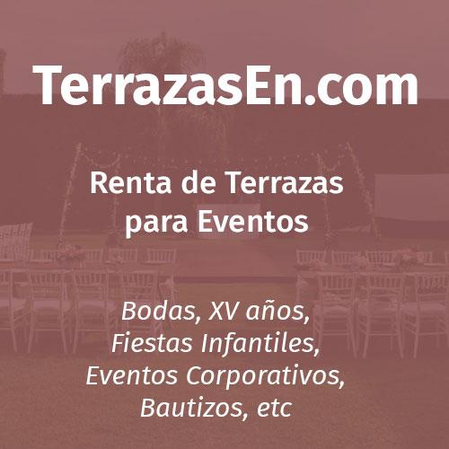 Renta De Terrazas Para Eventos Y Posadas En Guadalajara